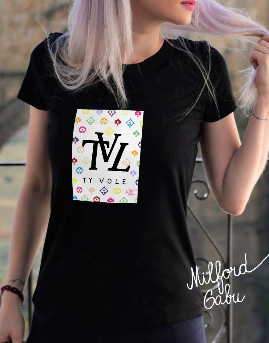 TVL_cerne damske triko_detail